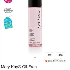 Mary Kay Oil-Free Make-Up Remover
